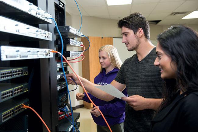 CCENT and CCNA Cisco Courses | Manitoba Institute of Trades